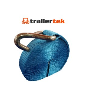 Strap Blue 5T-10m-50mm strap-J hook